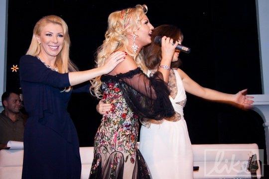 Новые подружки - Громова и Ветвицкая ее поддержали