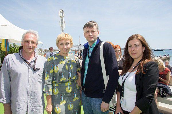 Команда ОМКФ и Сергей Лозница