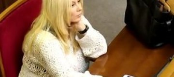 Таисия Повалий покинула Партию регионов
