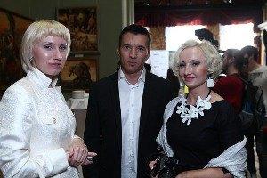 В Киеве открылась выставка художника Виктора Сафонкина