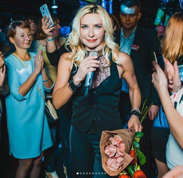 Звезда 90-х Татьяна Овсиенко поразила новой внешностью