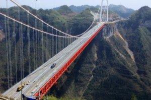В Китае появился самый длинный в мире мост