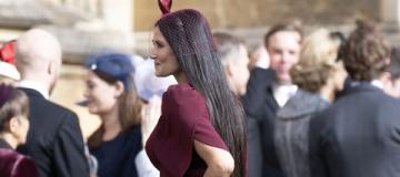 Деми Мур завела Instagram после свадьбы принцессы Евгении