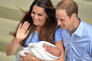 Кейт Миддлтон и принц Уильям отказались от няни для сына