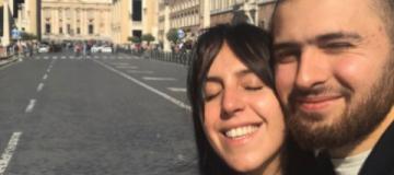 Римские каникулы: Джамала проводит медовый месяц в Италии