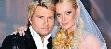 Волочкова выложила фото со свадьбы с Басковым