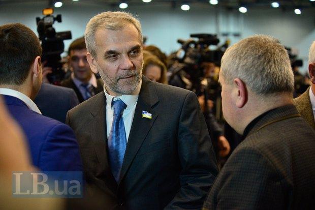 Экс-министр здравоохранения Олег Мусий