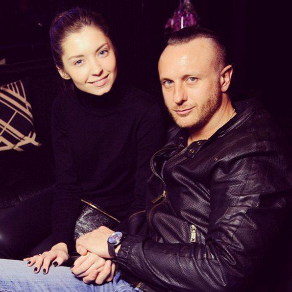 Сергей прожил в браке Мариной два года