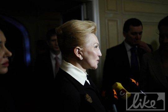 Вице-премьер-министр Украины - министр здравоохранения Раиса Богатырева