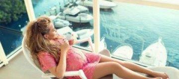 Беременная Соломко вылоила в сеть фото с Майями