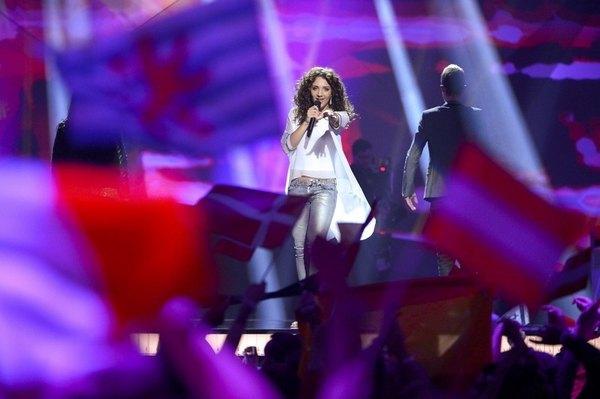 """Наталья Келли с песней """"Shine"""" из Австрии"""