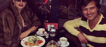 Прохор Шаляпин отпраздновал 8 марта с Леной Лениной