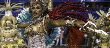 Праздник страсти и танца: в Бразилии начался карнавал