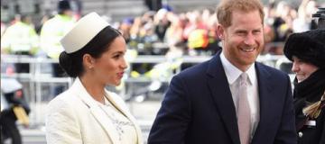 Меган Маркл и принц Гарри установили мировой рекорд в Instagram