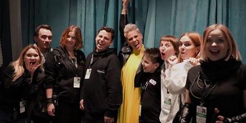 Pink на Brit Awards показала номер украинского режиссера