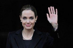 "Анджелина Джоли получила ""Оскар"""