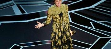 """У Фрэнсис Макдорманд украли статуэтку """"Оскар"""""""