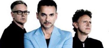 Удивляет звездный райдер Depeche Mode для концерта в Киеве