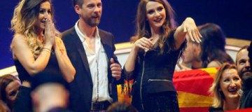 """Представительница Македонии на """"Евровидении"""" получила предложение руки и сердца в прямом эфире"""