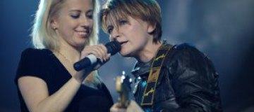 Матвиенко спела с Арбениной