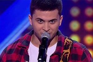 """Украинец победил в польском шоу """"Х-фактор"""""""
