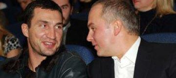 Шуфрич и Кличко посмотрели фильм о Чернобыле
