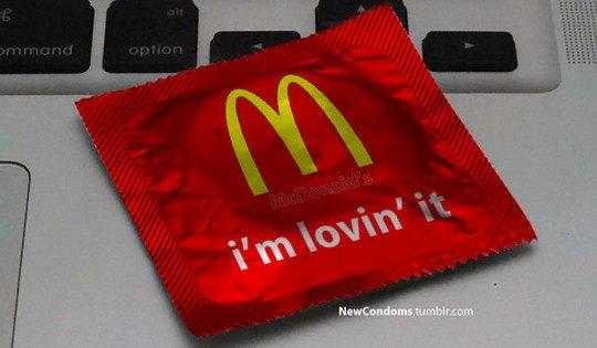 McDonald's. Вот что я люблю.