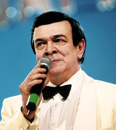 Любимец советских зрителей - легендарный Муслим Магомаев