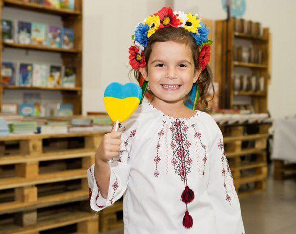 Дочь Марички Падалко приняла участие в флешмобе
