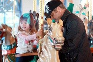 Гибсон впервые за два года провел выходные с дочкой