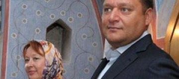 Митрополит Владимир с Добкиным покрестили телеведущего