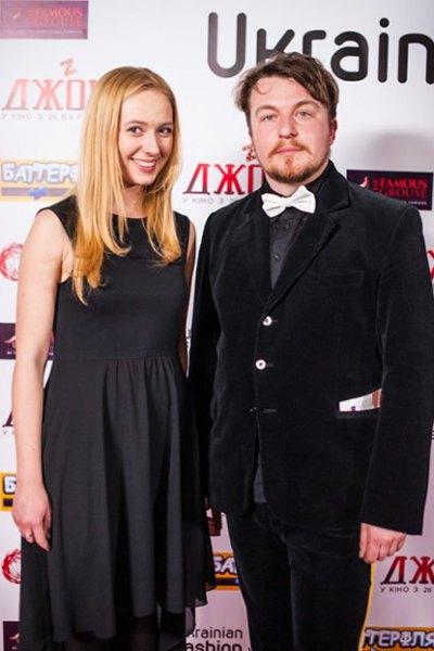 Инга Вишневская и Алексей Завальский