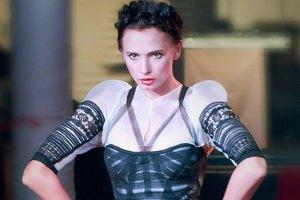 В Киеве выбрали вышиванку для Мадонны