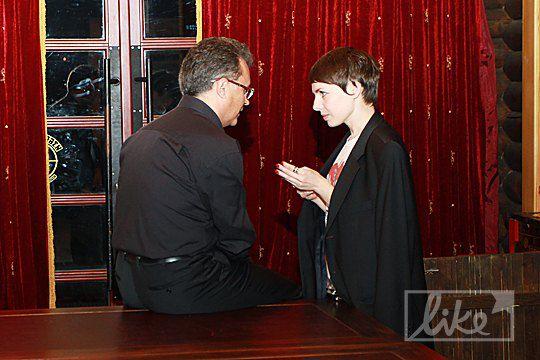 Юрий Фалеса и Наталья Гордиенко