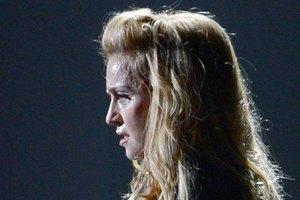 У Мадонны украли нижнее белье на $3 тыс.