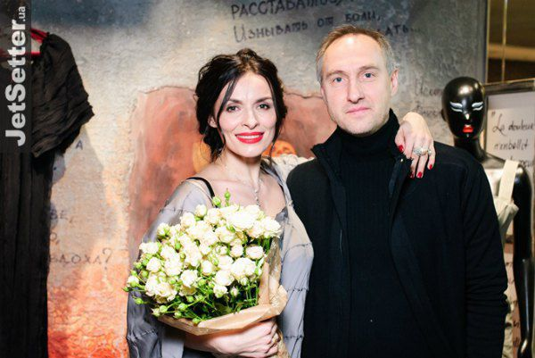 Надежда Мейхер и Михаил Уржумцев