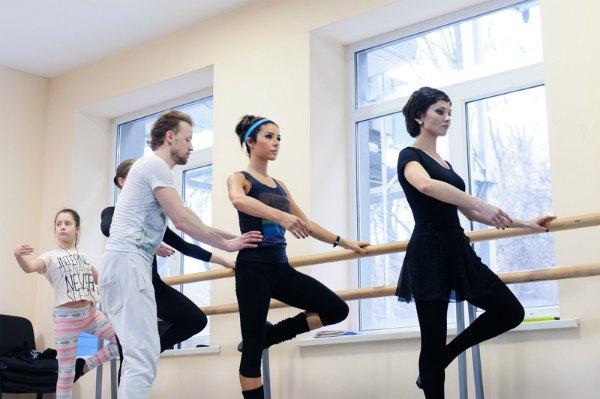 Балетный класс от Матвиенко