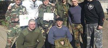 Сергей Притула навестил военнослужащих в Крыму