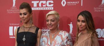 Помолодевшая Гонтарева в Одессе поразила своим внешним видом