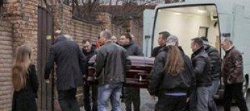 В Киеве родные и друзья простились с Кузьмой Скрябиным