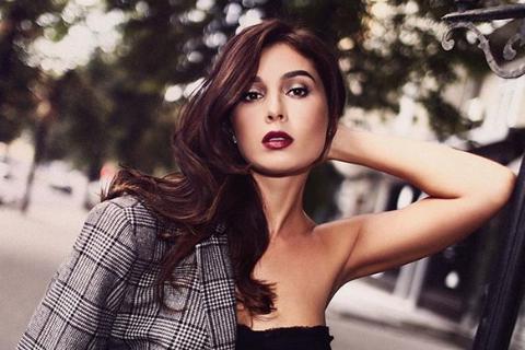 Марина Ярославская дала интервью для сайта украинского fashion-бренда