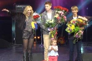 Внучка Пугачевой впервые вышла на сцену