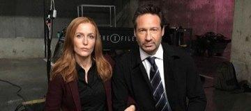 """""""25 лет стрельбы"""" - Джиллиан Андерсон и Дэвид Духовны отметили юбилей """"The Х Files"""""""