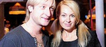 У Рудковской и Плющенко белая квартира