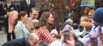 Таблоиды заподозрили Кейт Миддлтон в подражании принцессе Диане