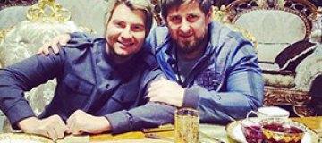 Басков похвастался дружбой с Рамзаном Кадыровым