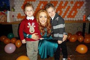 Пономарев-младший отметил День рождения без папы