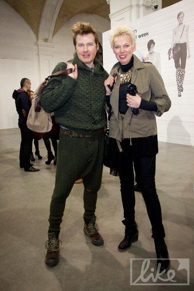 Стилисты-парикмахеры Вячеслав и Ирина Дюденко