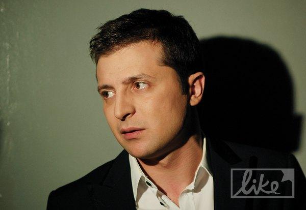 Владимир Зеленский был расстроен отсутствием Алена Делона