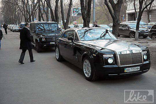 Автомобили Игоря Воронова